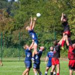 Warum der Kopfschutz beim Rugby?